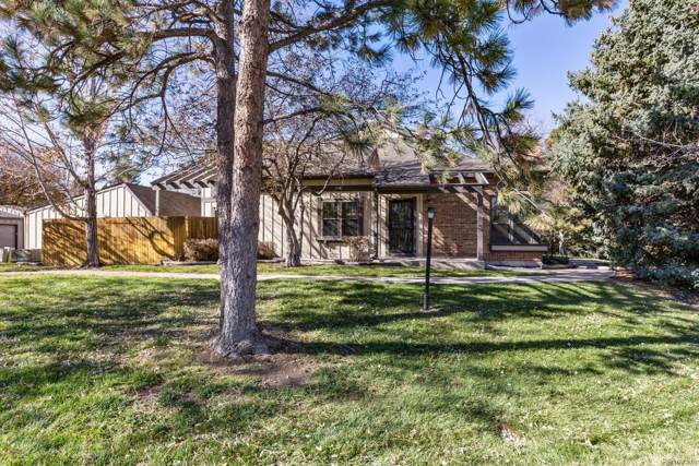 8085 E Phillips Avenue, Centennial, CO 80112 (#1872103) :: The Margolis Team