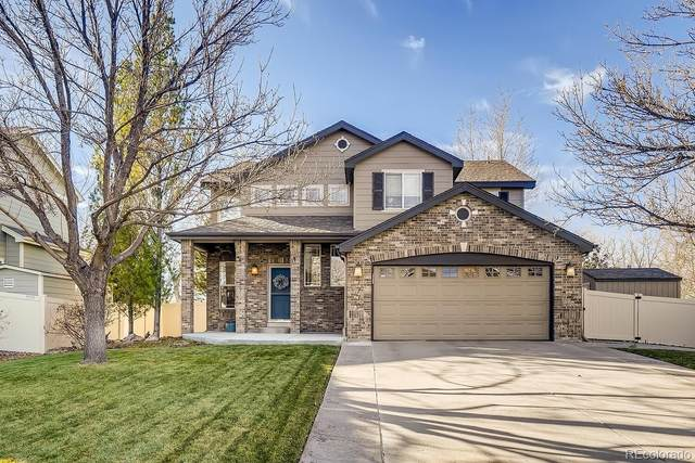 7770 W 94th Place, Westminster, CO 80021 (MLS #1872523) :: Keller Williams Realty