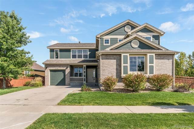 6420 Steeple Rock Drive, Frederick, CO 80516 (#1872774) :: The Dixon Group