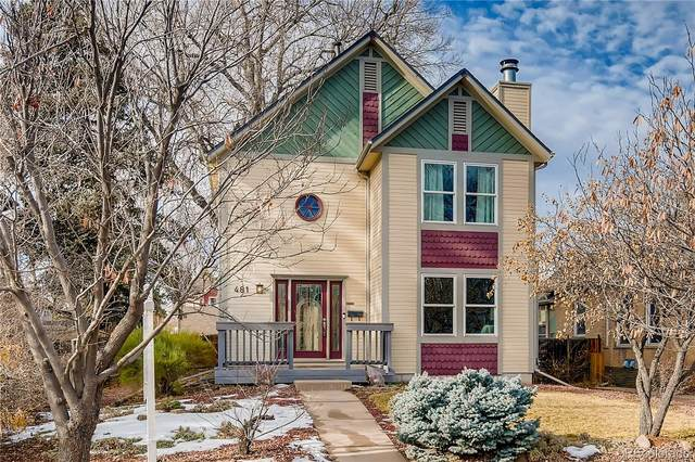 481 S Washington Street, Denver, CO 80209 (#1872868) :: Hudson Stonegate Team