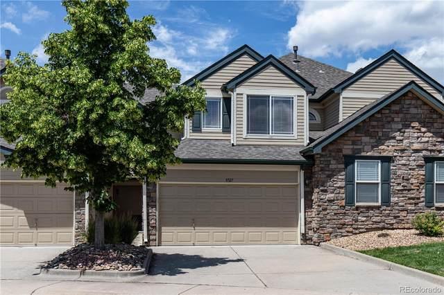 8327 S Garland Circle, Littleton, CO 80128 (MLS #1872982) :: Find Colorado
