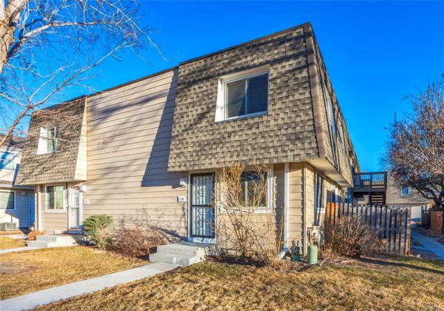 1135 S Oneida Street B, Denver, CO 80224 (#1873191) :: Bring Home Denver