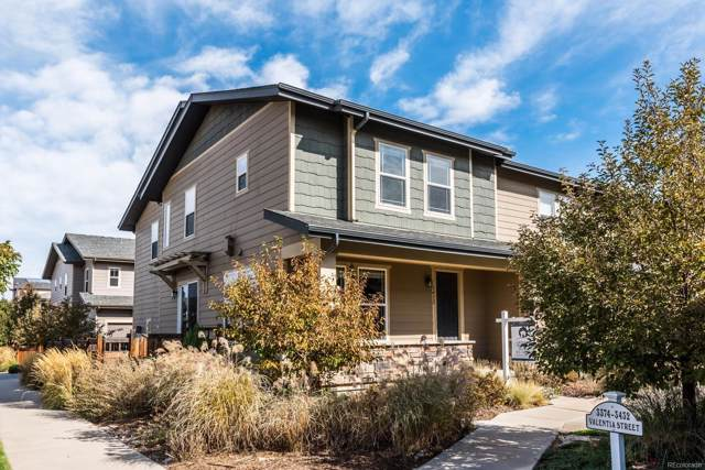 3432 Valentia Street, Denver, CO 80238 (#1873193) :: The Healey Group