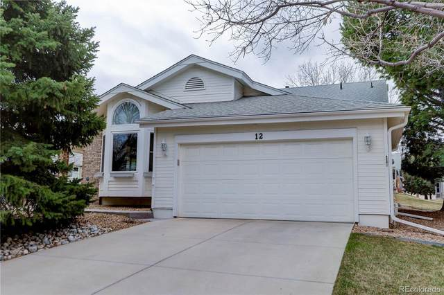 12 Aldershot Court, Highlands Ranch, CO 80130 (MLS #1873204) :: 8z Real Estate