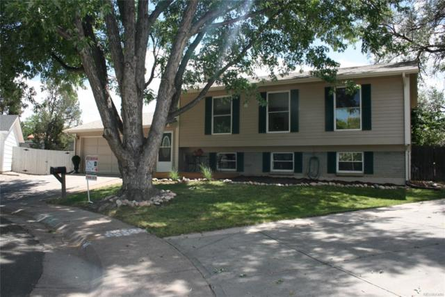 16205 E Villanova Place, Aurora, CO 80013 (#1873608) :: HomeSmart Realty Group