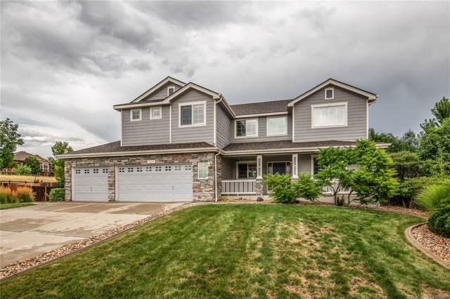 1379 Reliance Place, Erie, CO 80516 (#1873617) :: The DeGrood Team