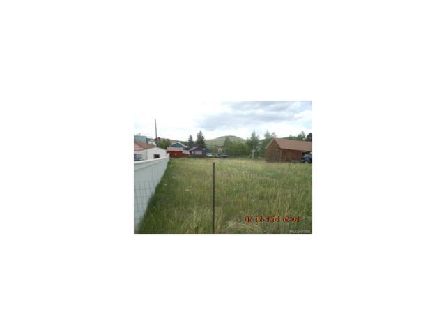 0 Carr Avenue, Cripple Creek, CO 80813 (MLS #1873808) :: 8z Real Estate