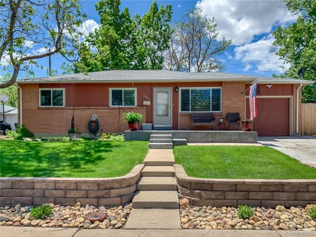 6300 Johnson Way, Arvada, CO 80004 (#1874655) :: Peak Properties Group