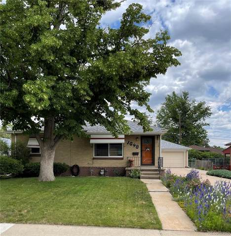 1648 S Utica Street, Denver, CO 80219 (#1874968) :: The Colorado Foothills Team | Berkshire Hathaway Elevated Living Real Estate
