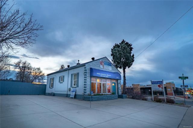 645 S Federal Boulevard, Denver, CO 80219 (#1874990) :: milehimodern
