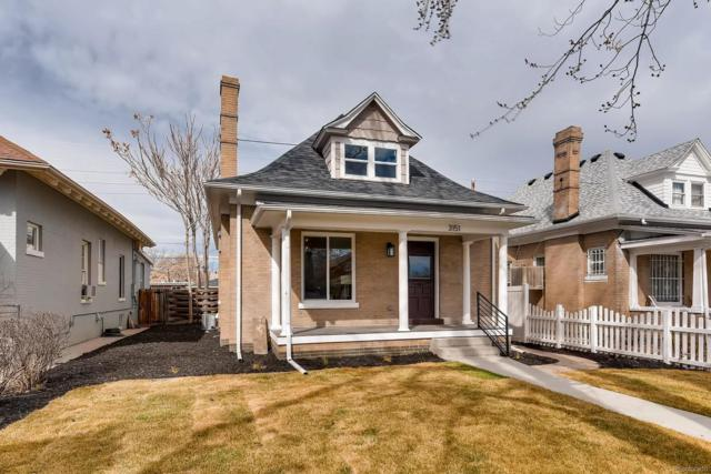 3151 N Gaylord Street, Denver, CO 80205 (#1875046) :: The Heyl Group at Keller Williams
