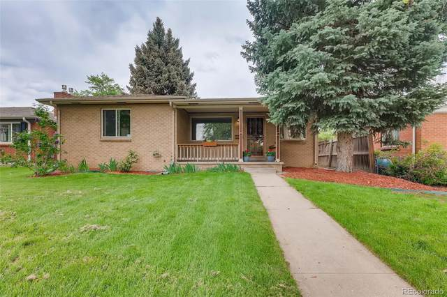 1596 S Clermont Street, Denver, CO 80222 (#1875679) :: The DeGrood Team