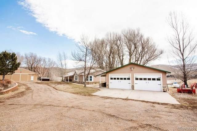 15290 S Hwy 13, Hamilton, CO 81638 (#1875683) :: Colorado Home Finder Realty