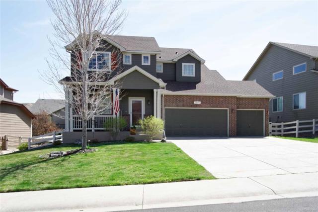 3846 Deer Valley Drive, Castle Rock, CO 80104 (#1875835) :: House Hunters Colorado