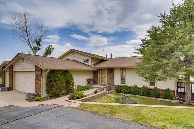 11140 Ponderosa Lane, Franktown, CO 80116 (#1875946) :: Venterra Real Estate LLC