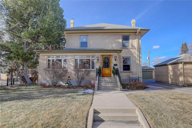 1205 Oneida Street, Denver, CO 80220 (MLS #1876052) :: Kittle Real Estate