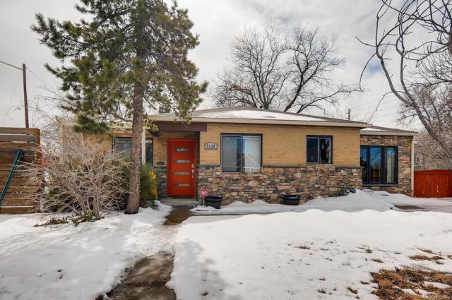 7230 E 8th Avenue, Denver, CO 80220 (#1876293) :: The HomeSmiths Team - Keller Williams