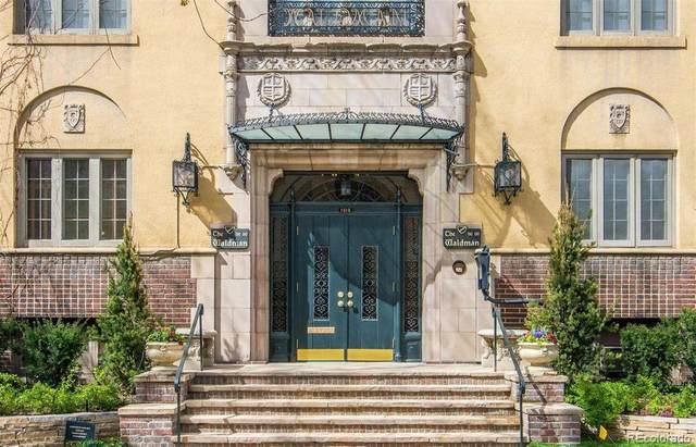 1515 E 9th Avenue #210, Denver, CO 80218 (MLS #1876619) :: 8z Real Estate