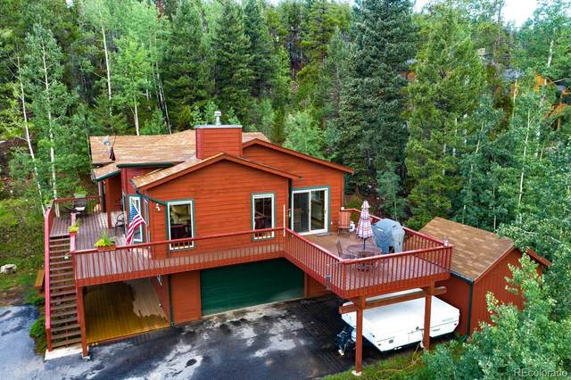 11559 Nichols Way, Conifer, CO 80433 (#1876732) :: The Margolis Team