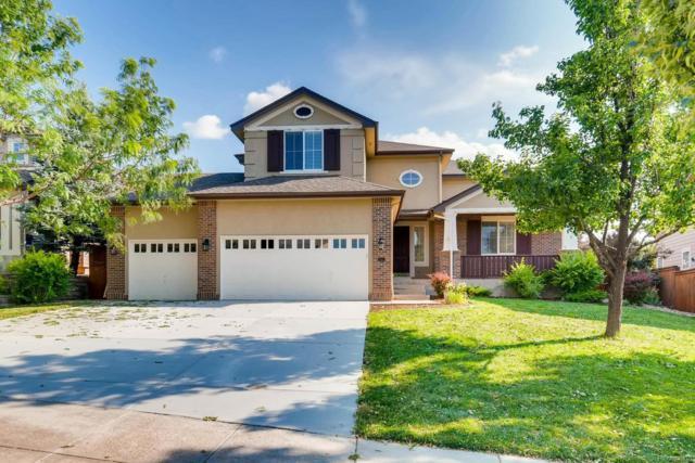 940 Graland Place, Highlands Ranch, CO 80126 (#1876765) :: The Peak Properties Group