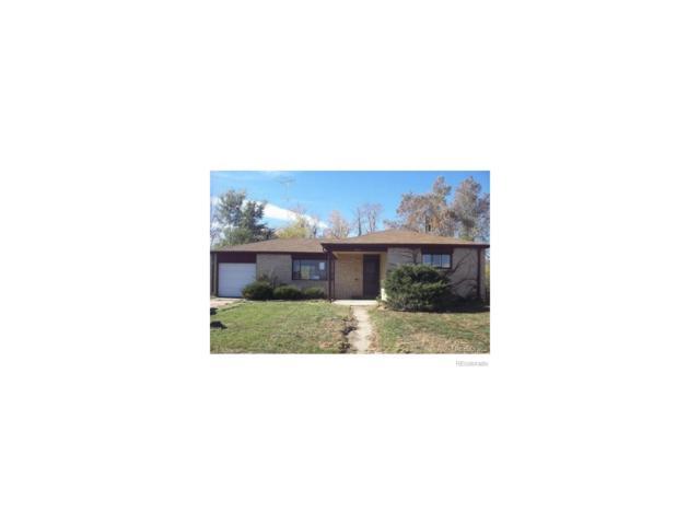 2629 11th Avenue, Greeley, CO 80631 (MLS #1876768) :: 8z Real Estate