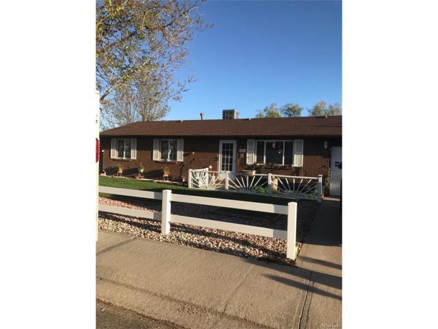 1202 Village Drive, Fort Lupton, CO 80621 (MLS #1876801) :: 8z Real Estate