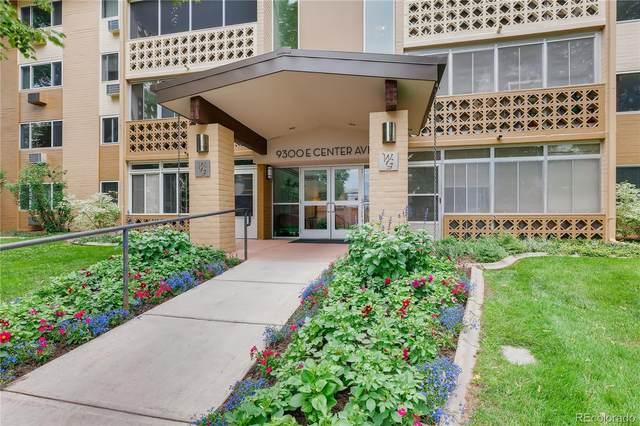9300 E Center Avenue 4C, Denver, CO 80247 (#1877028) :: Kimberly Austin Properties
