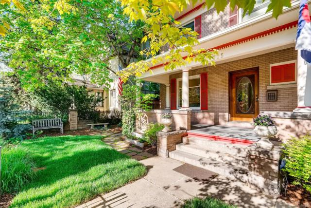 715 N Franklin Street, Denver, CO 80218 (MLS #1877079) :: 8z Real Estate