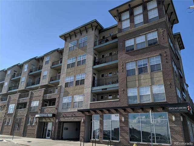 1441 Central Street #205, Denver, CO 80211 (#1877257) :: Briggs American Properties