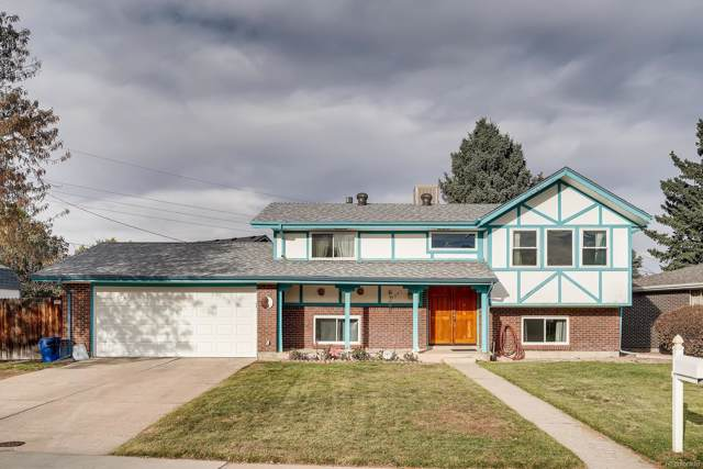9347 W Arizona Avenue, Lakewood, CO 80232 (#1877279) :: The HomeSmiths Team - Keller Williams