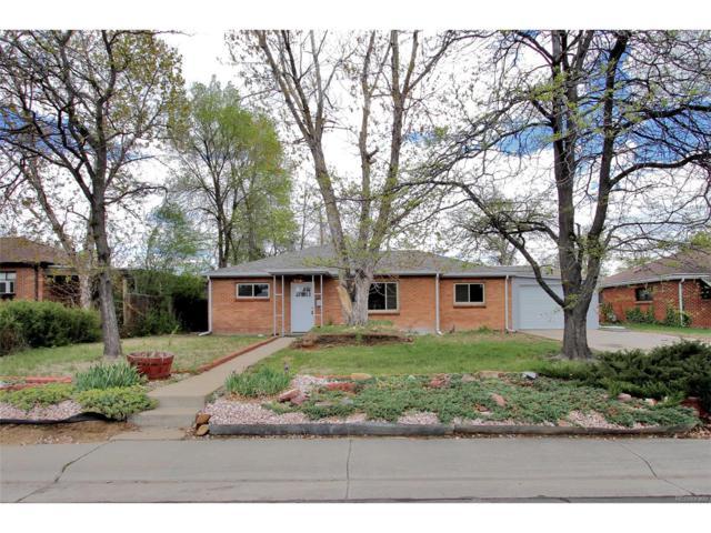 9150 Fir Drive, Thornton, CO 80229 (MLS #1877325) :: 8z Real Estate