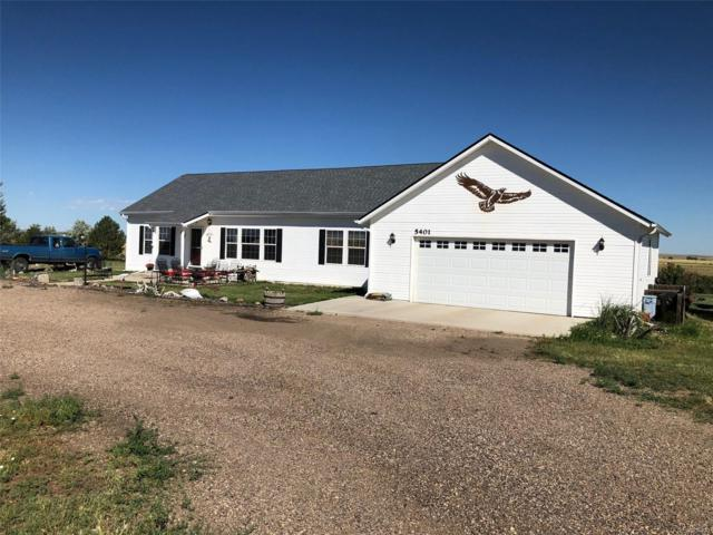 5401 Calhoun Byers Road, Byers, CO 80103 (MLS #1877426) :: 8z Real Estate