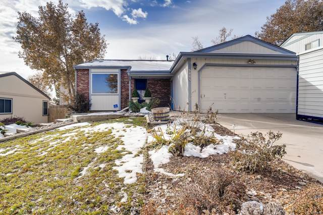 5864 W 75th Avenue, Arvada, CO 80003 (#1877573) :: Harling Real Estate