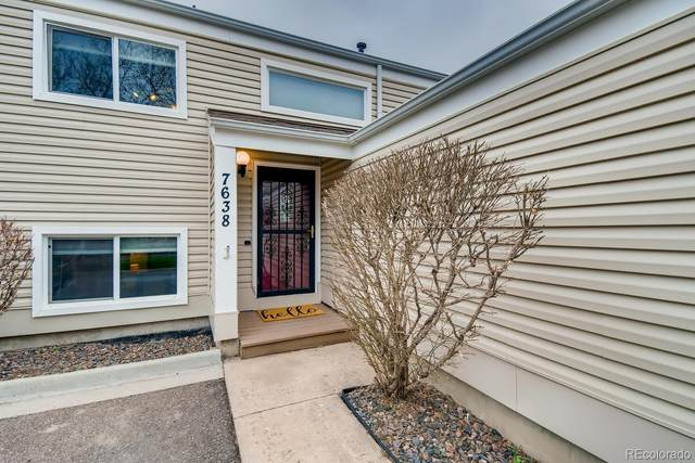 7638 S Monaco Circle, Centennial, CO 80112 (#1877715) :: The DeGrood Team