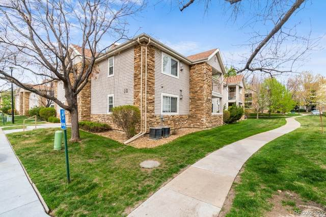 5571 W 76th Avenue #202, Arvada, CO 80003 (MLS #1877755) :: Bliss Realty Group