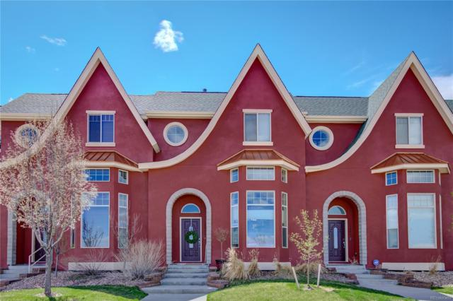 18052 French Creek Avenue, Parker, CO 80134 (#1877812) :: The DeGrood Team