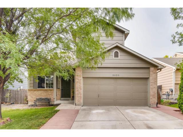 5520 Hudson Circle, Thornton, CO 80241 (MLS #1878179) :: 8z Real Estate