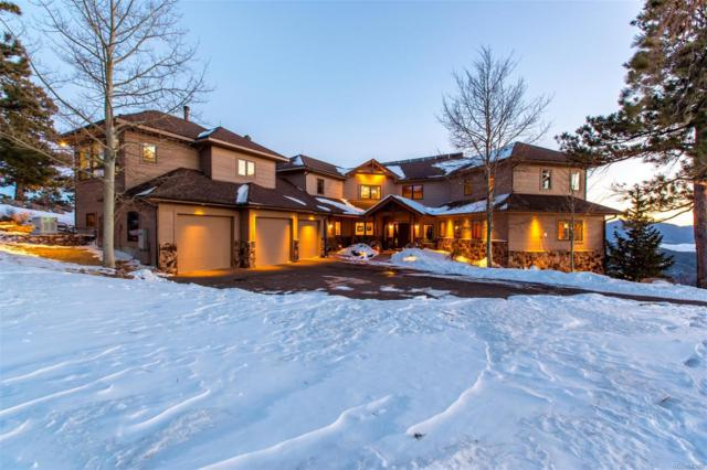 13995 Pine Country Lane, Conifer, CO 80433 (#1878244) :: The DeGrood Team