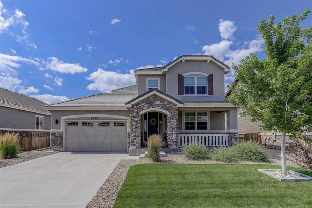 8040 Grady Circle, Castle Rock, CO 80108 (MLS #1878365) :: 8z Real Estate