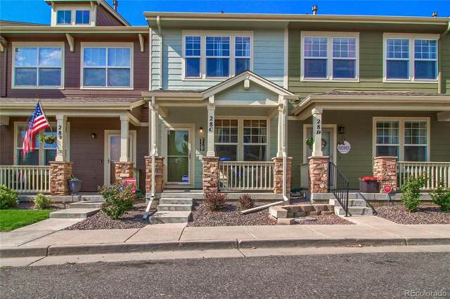 15612 E 96th Way 28C, Commerce City, CO 80022 (#1878445) :: The DeGrood Team
