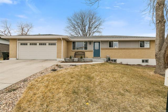 789 Van Gordon Court, Lakewood, CO 80401 (MLS #1878474) :: 8z Real Estate