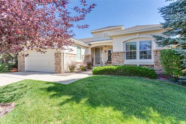 896 Bramblewood Drive, Castle Pines, CO 80108 (#1878812) :: The DeGrood Team