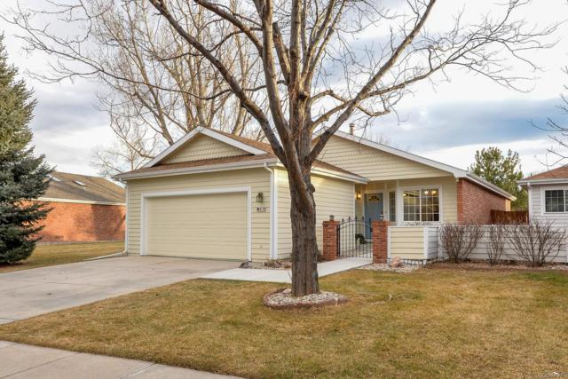 900 Arbor Avenue #17, Fort Collins, CO 80526 (MLS #1878855) :: 8z Real Estate