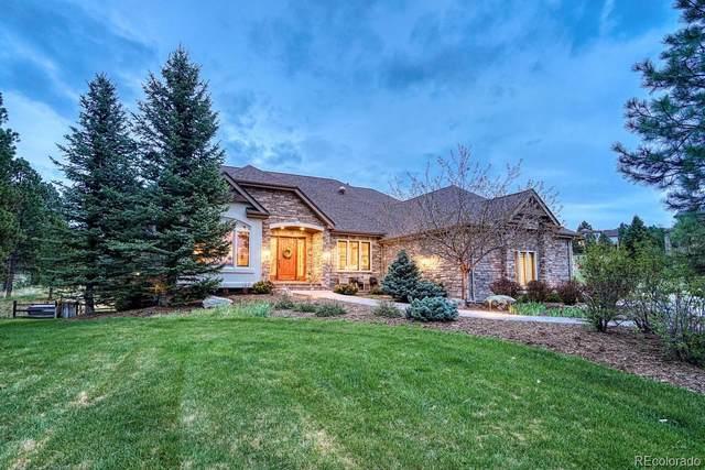 5296 Sage Thrasher Road, Parker, CO 80134 (#1878983) :: Mile High Luxury Real Estate