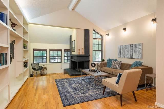 5770 S Kline Street, Littleton, CO 80127 (#1879419) :: Finch & Gable Real Estate Co.