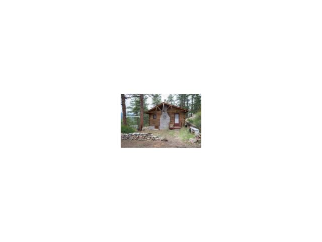 990 Co Road 837, Bailey, CO 80421 (MLS #1879454) :: 8z Real Estate