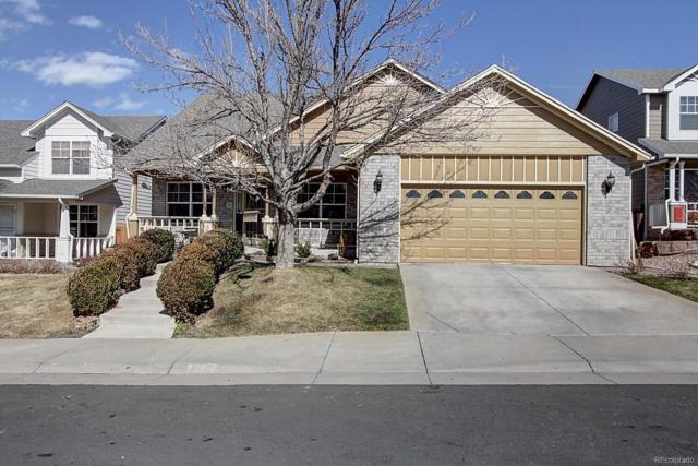 18655 E Progress Place, Centennial, CO 80015 (#1879640) :: Structure CO Group
