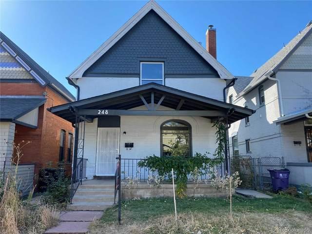 248 W Irvington Place, Denver, CO 80223 (#1879728) :: You 1st Realty