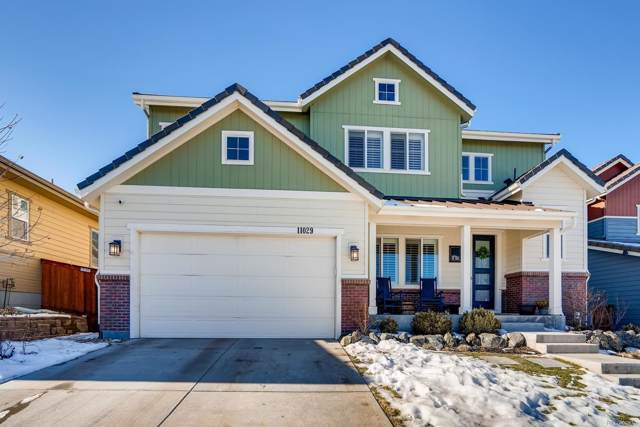 11029 Pastel Point, Parker, CO 80134 (#1879864) :: The DeGrood Team