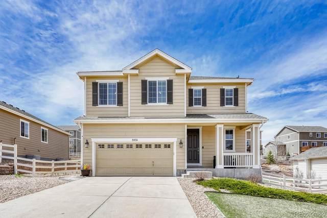 5531 Spring Ridge Trail, Castle Rock, CO 80104 (MLS #1879985) :: 8z Real Estate